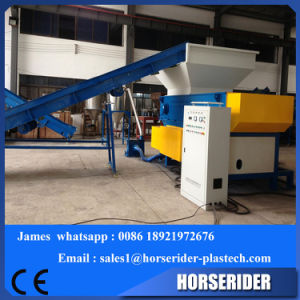Double Shaft Shredding Machine pictures & photos