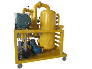 Double-Stage Vacuum Transformer Oil Insulating Oil Filtration Machine (ZYD-A) pictures & photos