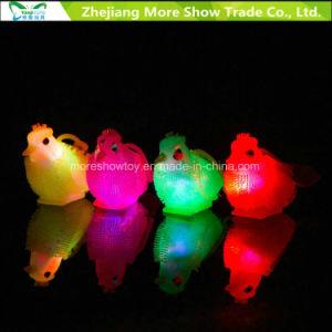 Flashing Light-up Sounding Spiky Puffer Yo-Yo Ball Toys pictures & photos