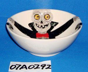 Halloween Decorative Ceramic Candy Bowl pictures & photos
