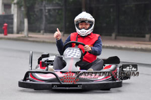 Adult 270cc Racing Go Kart for Wholesale pictures & photos