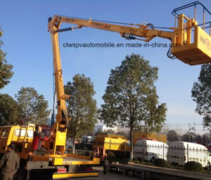 20m LHD Rhd Over Head Operation High Lift Working Truck for Sale pictures & photos