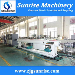 Complete Set 75-160mm PVC Pipe Machine for Sale pictures & photos