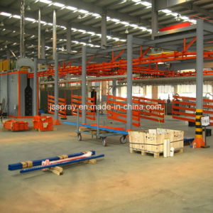 2015 Popular Powder Coating Line System pictures & photos