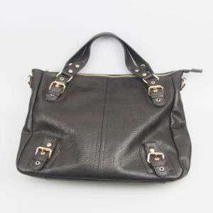 Women PU Handbag for Ladies Leisure Bag Casual Handbag pictures & photos