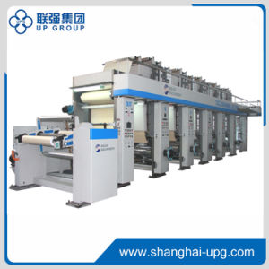 Automatic Rotogravure Printing Press for PVC (ZHMG-501400) pictures & photos