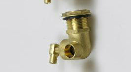 High Quality Brass Ball Angle Valves pictures & photos