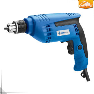 Powertec 450W 0-3000r/Min Electric Drill pictures & photos