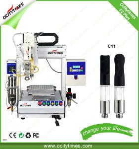 Ocitytimes F2 Electronic Cigarette E Liquid Cbd Oil Filling Machine pictures & photos