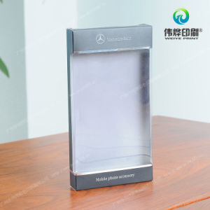 Paper Printing PVC / PP Gift Packaging Box for Phone Accessory pictures & photos