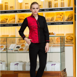 Hotel Uniforms Western Restaurant Waiters and Waitresses Workwear pictures & photos