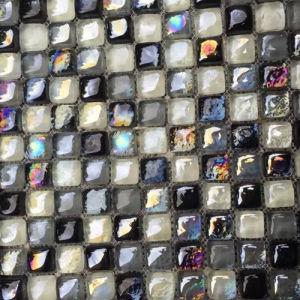 Decorative Glass Marble Mosaic Tile pictures & photos