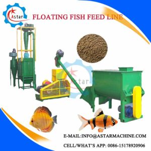 200-300kg/H Floating Fish Feed Production Plant pictures & photos