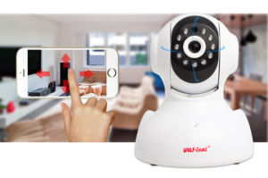 Home Security System WiFi Alarm System Camera Alarm with 64 Wireless Zones pictures & photos