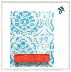 DIY Tools 9 Inch Embossed New Design Pattern Paint Roller pictures & photos