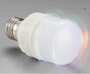 Color Box Packed LED Cylinder Lamp Flat Bulb 36W pictures & photos