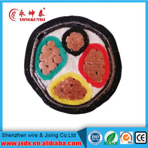 Copper XLPE Armored Electrical Power Cable pictures & photos
