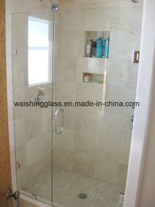 High Quality Shower Glass and Bathroom Glass with CCC/SGS/ISO pictures & photos