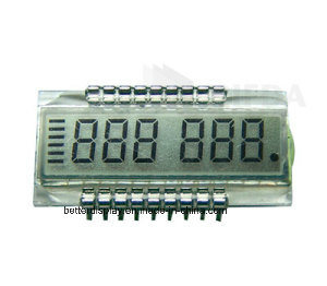 Customerized Transmissive Positive Tn LCD Display pictures & photos