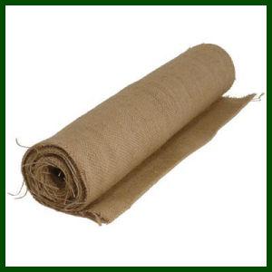 100% Jute Fiber Eco-Friendly Burlap Cloth Roll pictures & photos