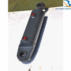 Manual Hydraulic Steering Cushion Cylinder pictures & photos