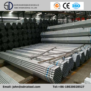 Hot Selling Hot-DIP Galvanized Steel Pipes for Water pictures & photos