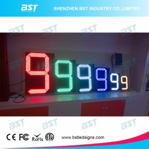 Outdoor LED Petrol Price Sign (Remote Controll/PC controll) pictures & photos