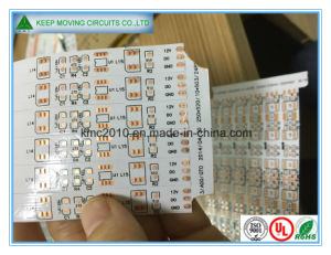 White Oil Long FPC Board LED Flex PCB pictures & photos