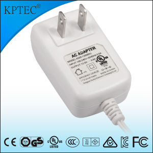 9V/1A/9W AC/DC Switching Power Adapter Supply with USA Standard Plug pictures & photos