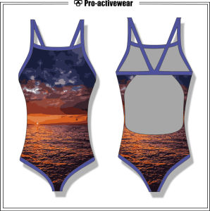 Wholesale Custom Cover up Swimsuit Brazilian Women Bikini pictures & photos