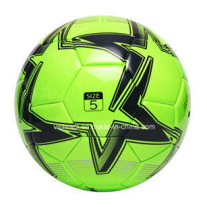 Best Quality Match Standard Size 5 4 Soccer Ball pictures & photos