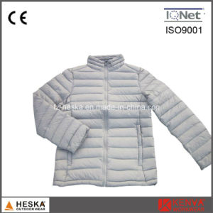OEM Service Ultralight Down Women Puffer Jacket pictures & photos