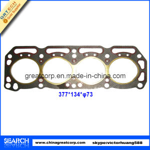 11044-H1000 Meal Cylinder Head Gasket Material for Nissan pictures & photos