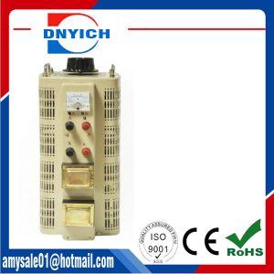 New Type Variac 80A Output Regulator Tdgc2 20kVA Automatic Contact AC Voltage Stabilizer Regulator pictures & photos