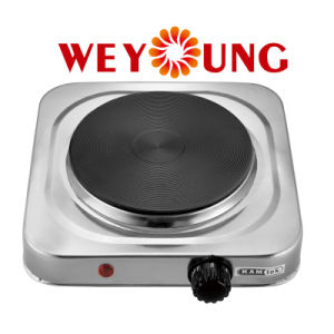 Electric Home Mini Single Hotplate, S/S