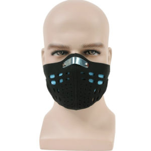 New Design Anti Pollution Dust Cold Proof Cycling Half Face Mask pictures & photos