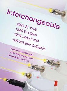 Integrated Medical Laser Platform with 1064nm YAG Laser and Er YAG Laser Equipment pictures & photos
