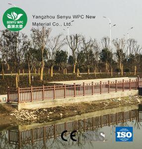 None-UV Problem WPC Railing pictures & photos