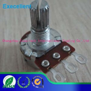 Carbon Single Joint Potentiometer 12mm Length Wh148 with Screw pictures & photos
