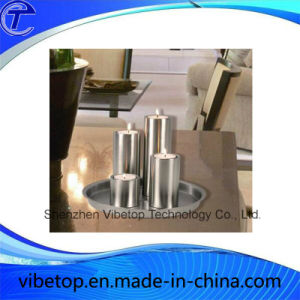 Modern European Candlestick Kits Stainless Steel pictures & photos