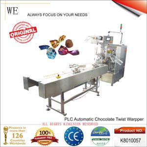 PLC Automatic Chocolate Twist Wrapper (K8010057) pictures & photos