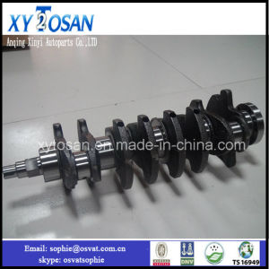 Casting Crankshaft for Daewoo dB58t/ D2366 Cielo 1.5 Sohc A15 G1 OEM 96350145 Engine Shaft pictures & photos