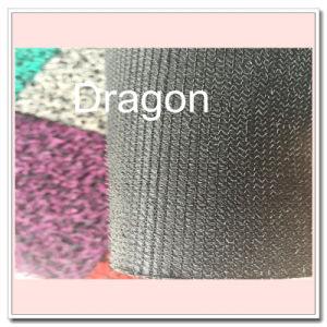 PVC Coil Car Mat, PVC Calandering Back Mat Double Color Hook & Loop Backing Loop Carpet pictures & photos