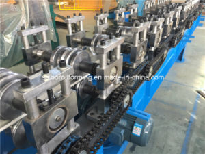 Gutter Roll Forming Machine Machine with Manual or Hydraulic Decoiler pictures & photos