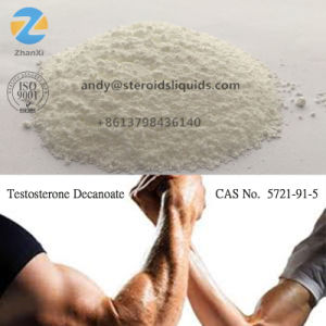 White Injectable Steroid Powder Testosterone Decanoate Test Deca for Bodybuilding pictures & photos