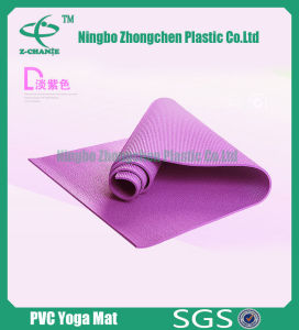 5cm Exercise Yoga Pilates Mat PVC Fitness High Density Yoga Mats pictures & photos