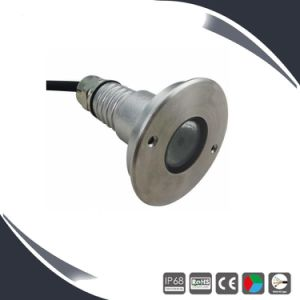 Stainless Steel RGB LED Swimming Pool Recessed Underwater Light pictures & photos
