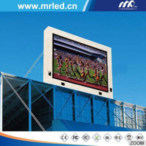 Mrled P10mm Sports LED Display/Perimeter LED Display Screen (DIP5050) pictures & photos
