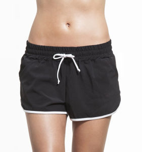 Fitness Yoga Wear Active Workout Slimming Women′s Fitness Shorts pictures & photos