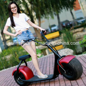 Big Wheel Electric Scooter City Coco with Ce pictures & photos